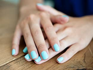 Shellac Manicure, Pedicure, or Acrylic Nails