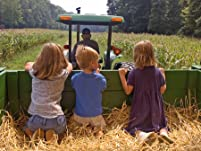 Corn Maze and Hay Ride for Four