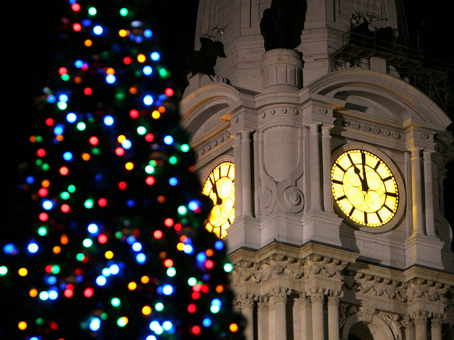 Two Tickets to Center City Holiday Tour