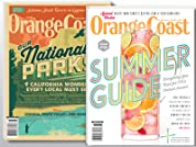 """Orange Coast Magazine"" Subscription"