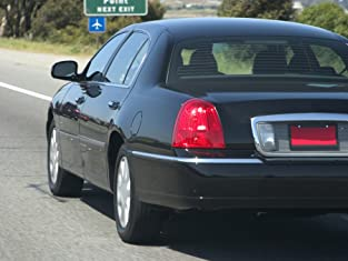 Round-Trip Car to and from LAX or Burbank Airport