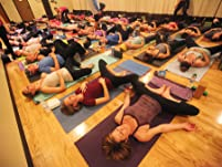 30 Days of Unlimited Hot Power Yoga at YogaSport