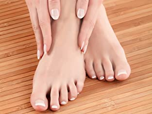 Laser Toenail Fungus-Removal Treatments