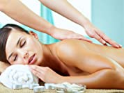 Specialty Massage with Hot Towels and Aromatherapy