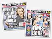 New York Post: 13 or 26 Weeks of Print Delivery