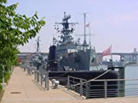 Buffalo & Erie County Naval and Military Park Entry