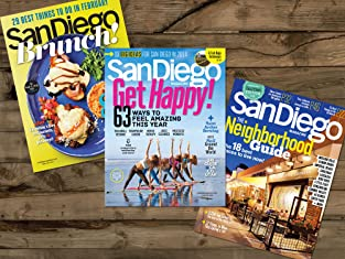 One-Year Subscription to San Diego Magazine