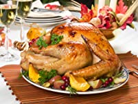 Organic Thanksgiving Turkey Bundles with Free Shipping