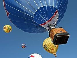 Balloon Ride from California Balloon Rides