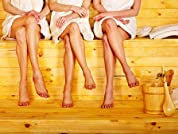 Three Infrared Sauna Sessions for One