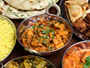 Indian Buffet or up to $40 to Spend at Bengal Tiger