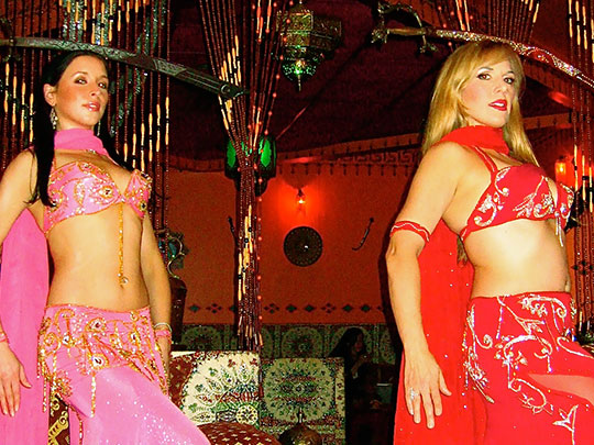 Belly Dancing Classes with Goddess Night and More