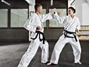 Eight Weeks of Taekwondo Classes