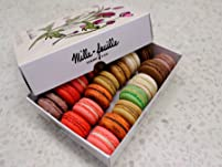 Macarons from Mille-Feuille Bakery Cafe