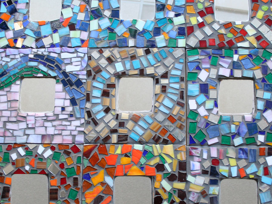 Three-Hour Mosaic Mirror Class