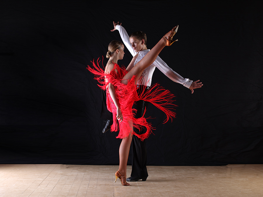 12 Ballroom Dance Classes for One or Two