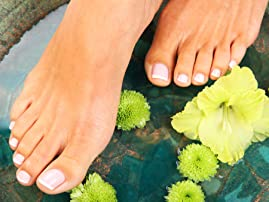 Laser Toenail-Fungus Removal for Both Feet