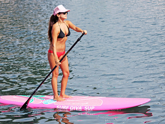 Half-Day Paddleboard Rental