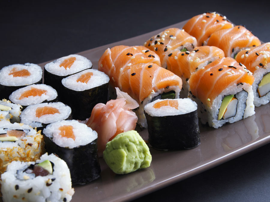 Sushi for Two at Iron Chef Japanese Cuisine