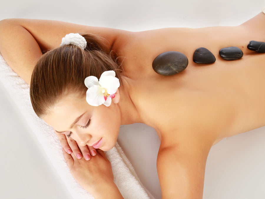 Massage: Hot Stone or Swedish/Deep Tissue