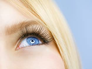 Natural Eyelash Extensions: Half Set or Full Set