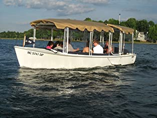 Two-Hour Weekday or Weekend Boat Rental