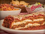 Coupon for $10 Off Your Purchase of $20 or More at Buca di Beppo