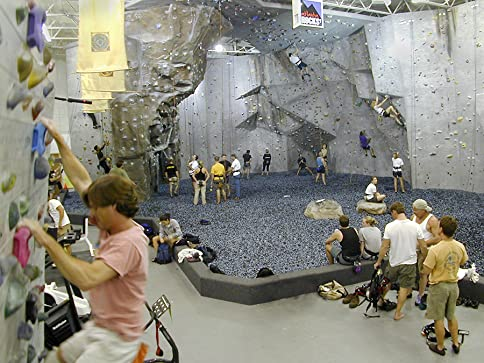Indoor Rock Climbing Indoor Rock Climbing For Two