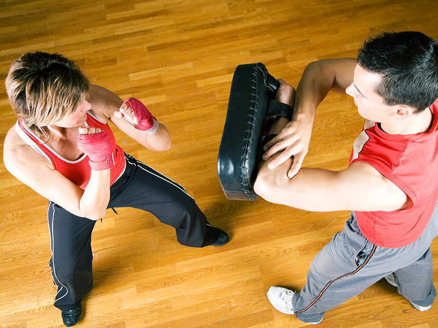 Four Weeks of Unlimited Group Boxing Classes