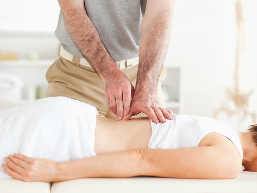 Chiropractic Exam and Adjustment Package