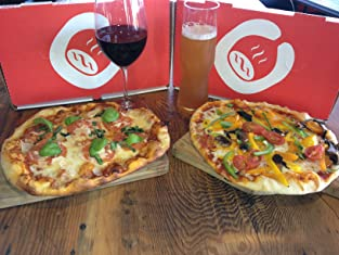 Pizzas and Drinks for Two at Capicola's