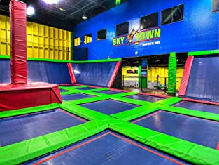 Four One-Hour Jump Passes or Birthday Party