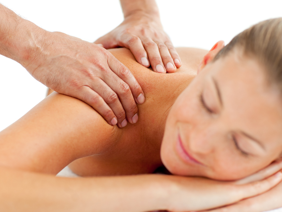 One-Hour Massage with Soothing Aromatherapy