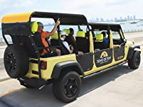 South Beach Jeep Tour, Birthday Party, or Rental
