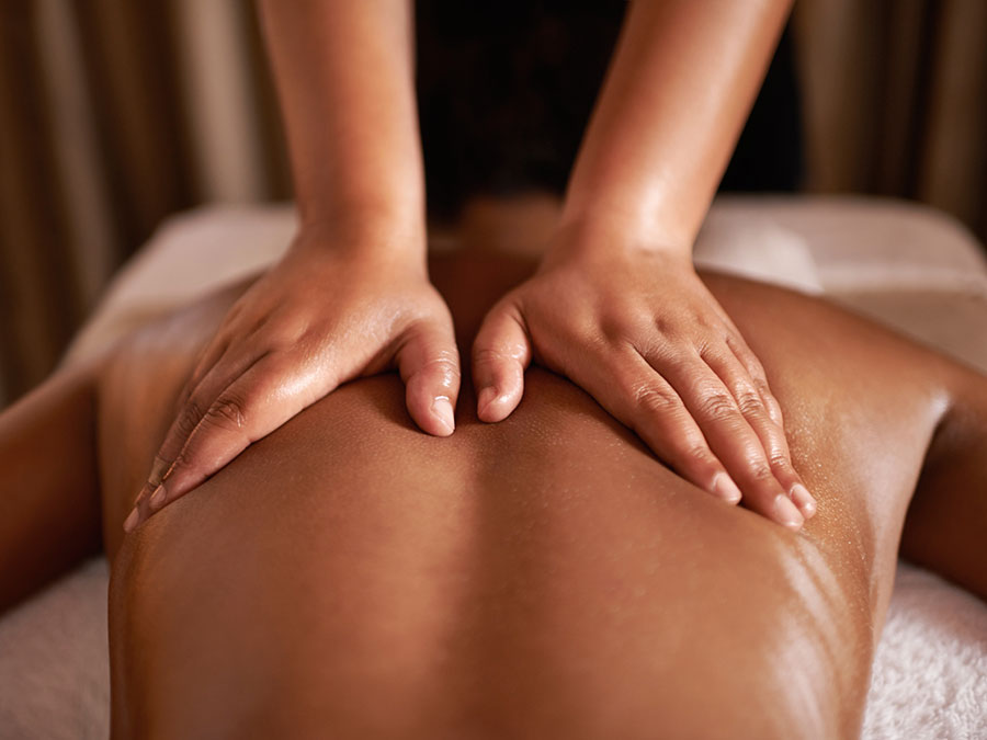 60-Minute Relaxation Massage
