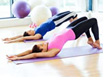 Pilates: 5 or 10 Mat Classes