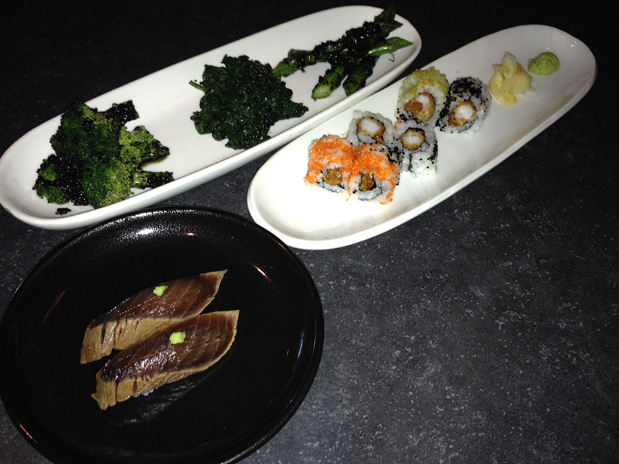 Specialty Sushi and Japanese Cuisine Class