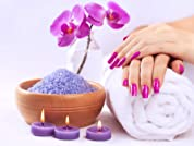 Gel Manicure and Deluxe Pedicure