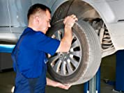 Brake Service with Tire Rotation from Jiffy Lube