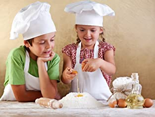 Cooking Class for One or Two Children