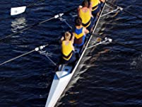 Outdoor Group Rowing Lesson on the Charles River