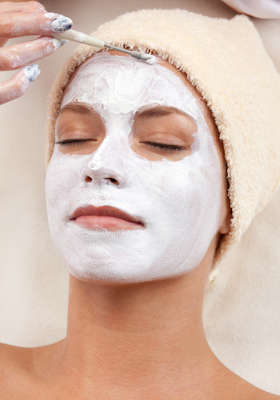 Spa and Salon Package: Includes Custom Facial, Microderm, Two-Layer Eye-Lift Treatment, NuFace Microcurrent Session, Shampoo, Deep-Conditioning Treatment, Ten-Minute Head Massage, Blowout, and Flat or Curling Iron