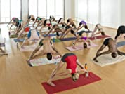 Month of Classes at Bikram Yoga at Brick Canvas