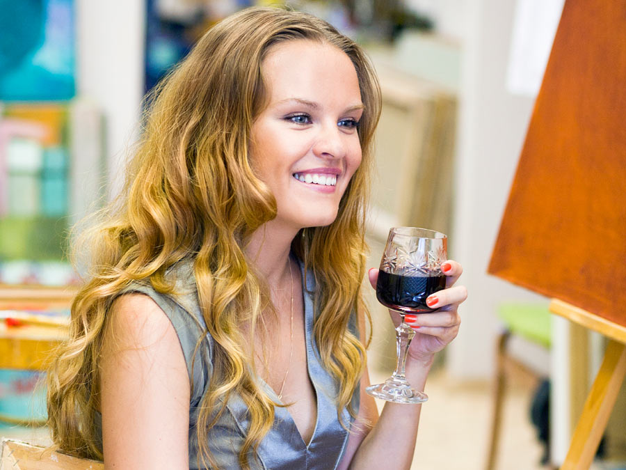 BYOB Painting Class for One or Two