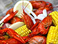 Fresh Crawfish and Beer or Sangria at Crawfest