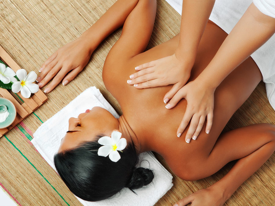 55-Minute Massage of Your Choice