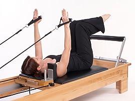 Five Group Reformer Pilates Classes