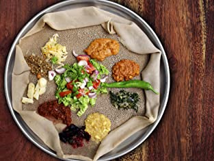 Eritrean and Ethiopian Cuisine at Hana's Kitchen