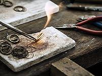 Six-Week Jewelry Fabrication Class