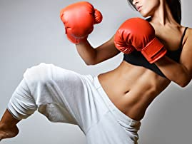 Kickboxing and Martial Arts: 30-Class Pass